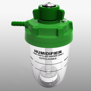 Bubble Humidifier- Excel Series
