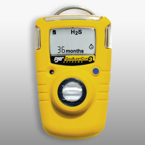 GasAlertExtreme - single gas detector