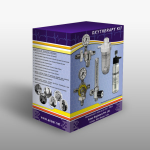 Medical Oxytherapy Kits - Kit 2 Series