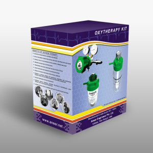 Medical Oxytherapy Kits - Kit 3 Series